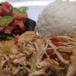Pressure Cooker Shredded Chicken