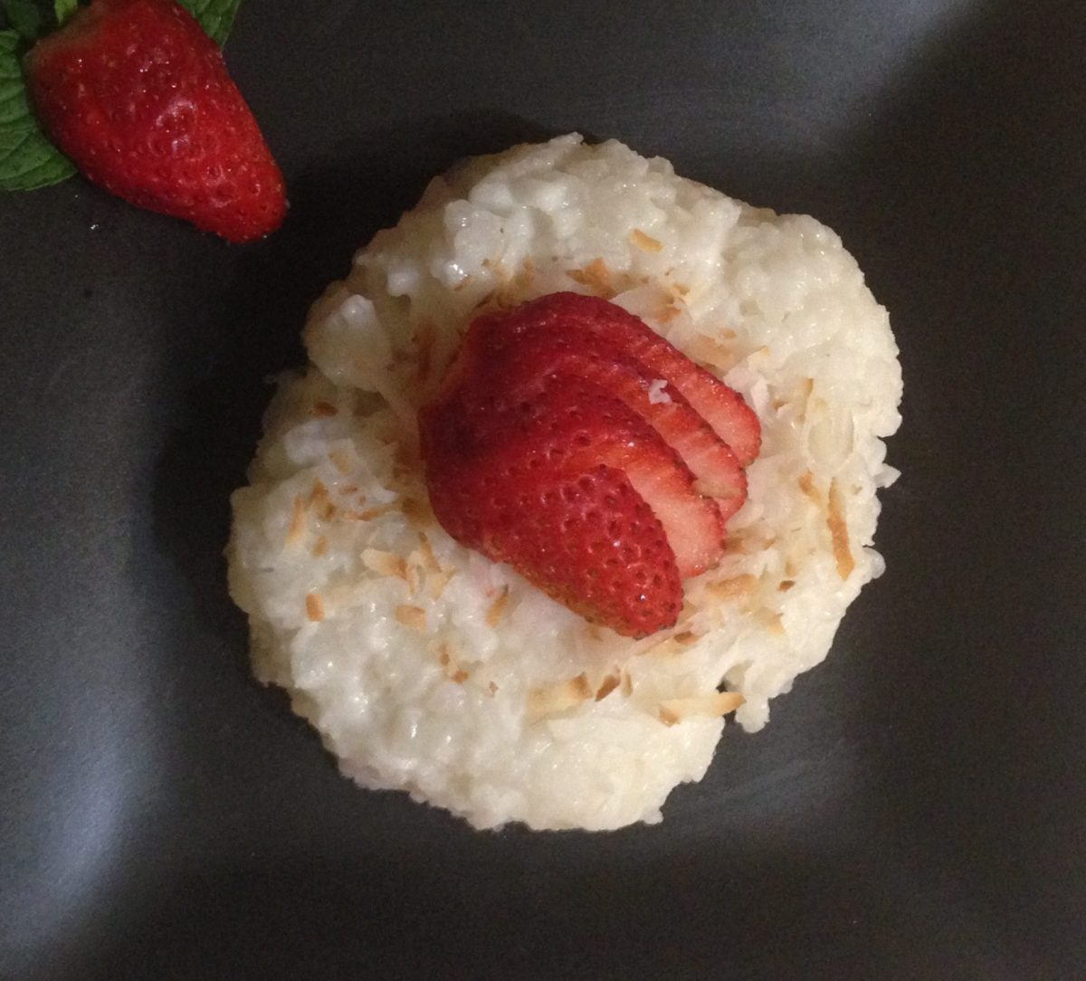 Sweet Coconut Sticky Rice