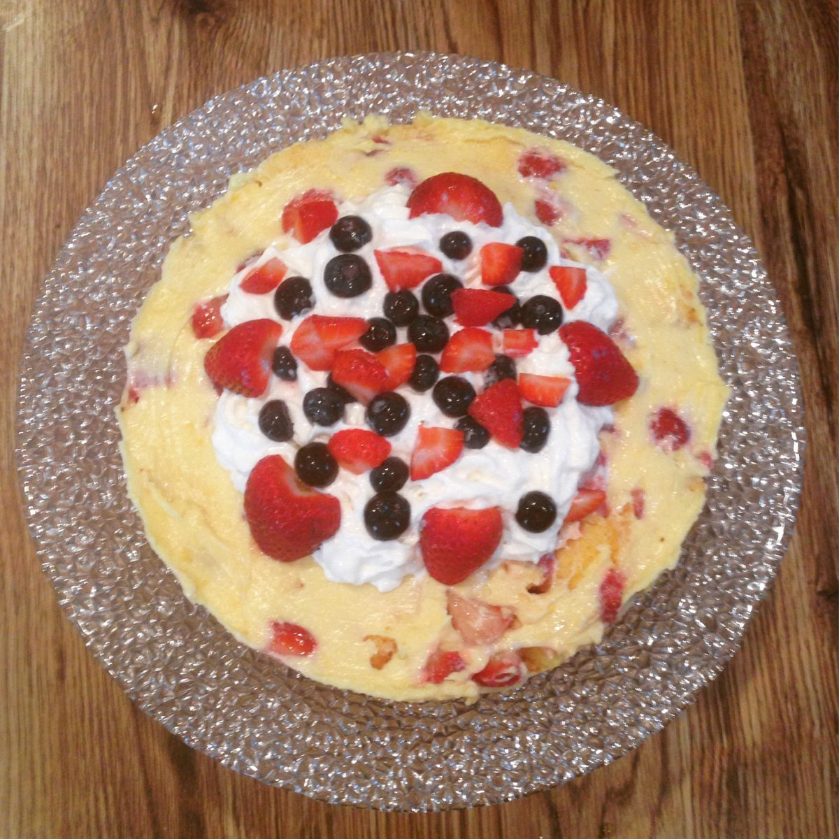 Fourth Filled Trifle