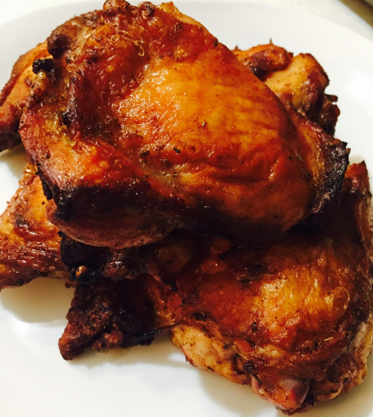 Pollo a la Brasa: Peruvian Roasted Chicken