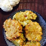 Indian Cauliflower Fritters