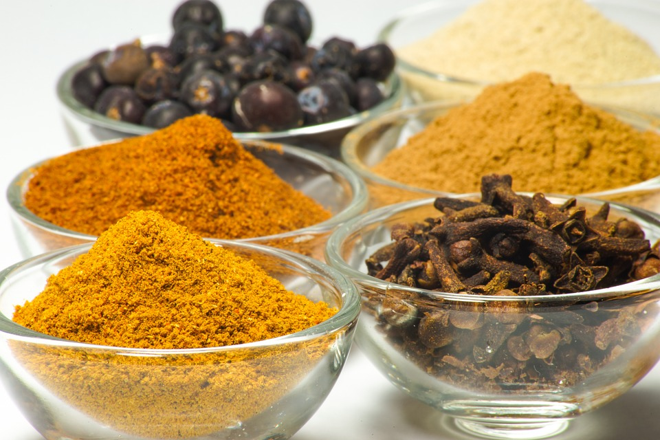6 Spices for Your International Pantry
