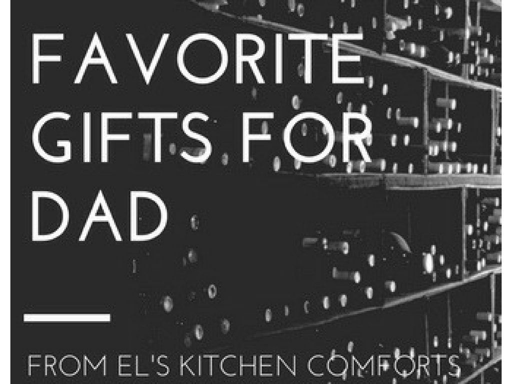 Favorite Gifts for Dad