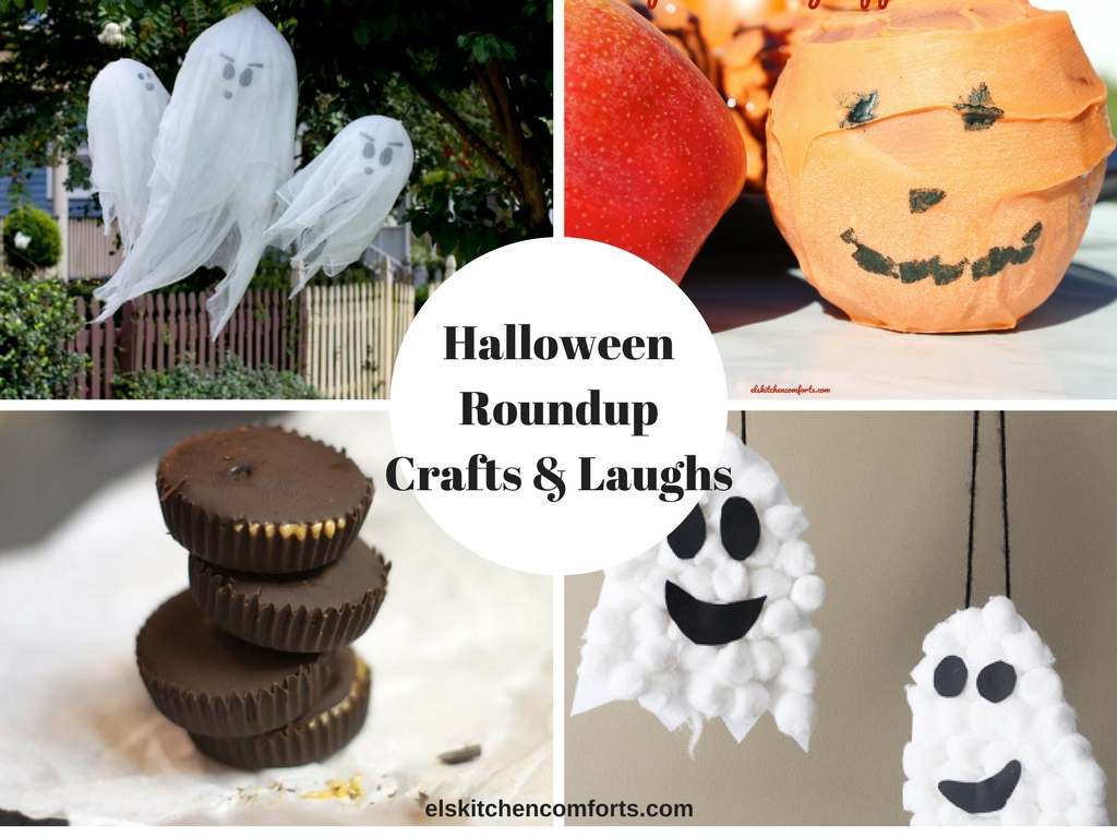 Halloween Roundup Crafts and Laughs