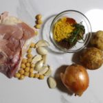 Instant Pot Chicken Roti Ingredients