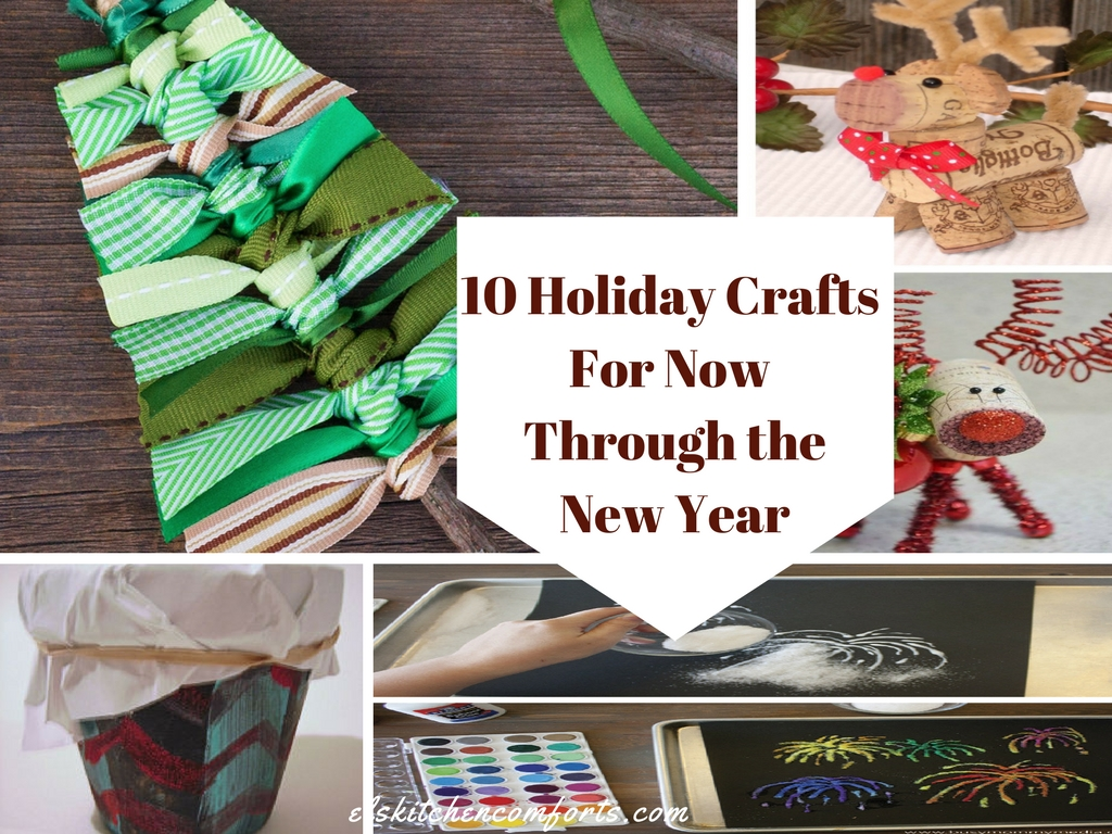 10 Holiday Crafts
