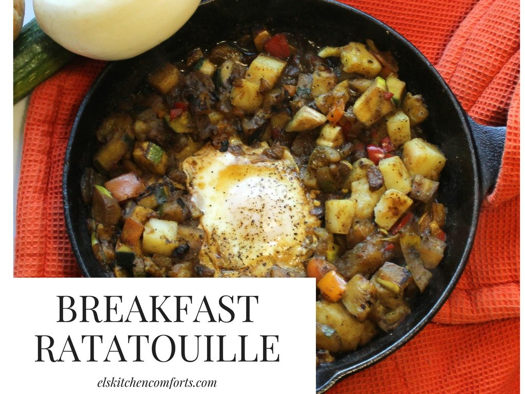 Breakfast Ratatouille