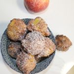 Cinnamon Apple Fritters for Hanukkah