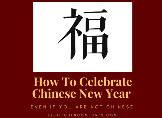 How to Celebrate Chinese New Year even if you are not Chinese