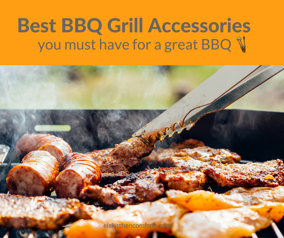 best BBQ Grill accessories you must have for a great BBQ