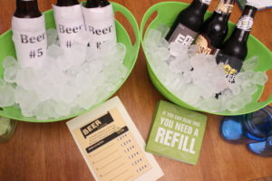 Beer Tasing Party Kit
