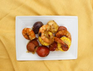 Pressure Cooker Cajun Summer Shrimp Boil