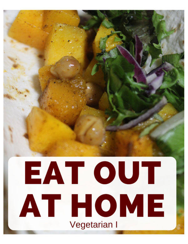 Eat Out At Home Vegetarian Meal Plan