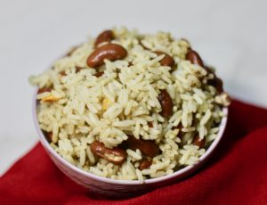 Caribbean rice and peas recipe