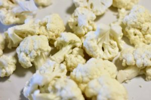 curry roasted cauliflower recipe
