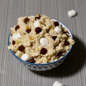 Rocky Road Oatmeal Recipe