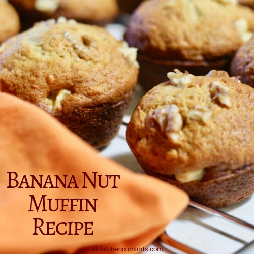 Simple Banana Nut Recipe