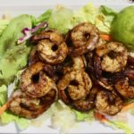 Grilled Shrimp with Chili Lime Sauce