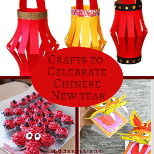 10 Crafts to Celebrate Chinese New Year