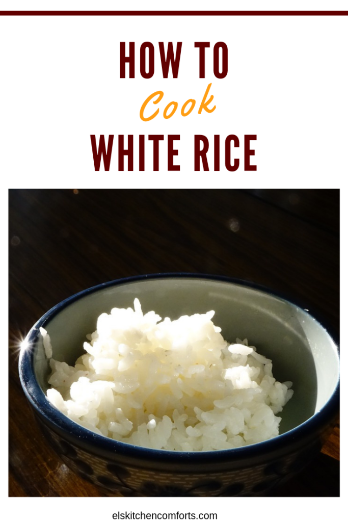 Love rice? Us too! Here are tips on how to cook white rice so it's perfect every time.