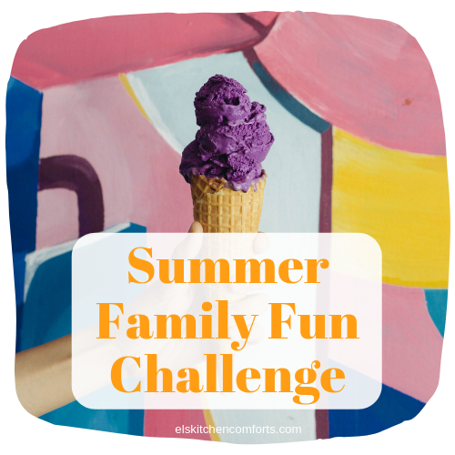 Summer Family Fun Challenge 2019