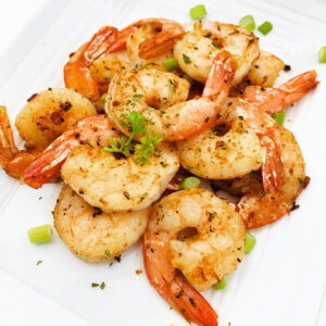 This Easy One Pan Cajun Shrimp is full of flavor straight from the Bayou and perfect for the entire family.