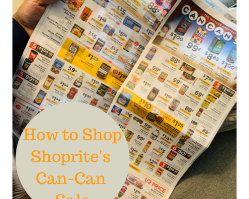 How to shop Shoprite's Can Can